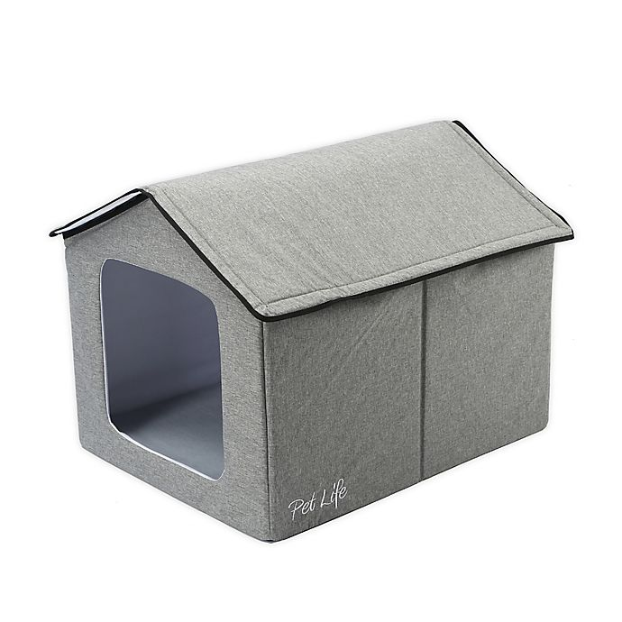 Alternate image 1 for Pet Life Hush Puppy Electronic and Collapsible Pet House