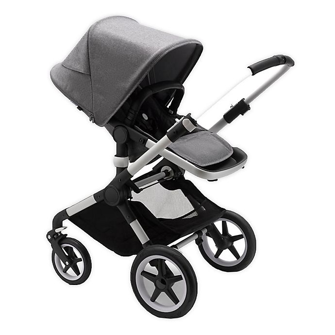 Alternate image 1 for Bugaboo® Fox2 Classic Complete Single Stroller