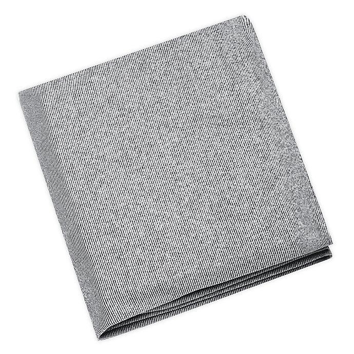 Alternate image 1 for Chicco LullaGo® Bassinet Fitted Sheet in Grey