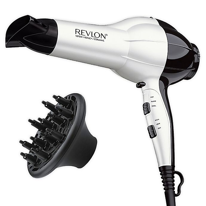Alternate image 1 for Revlon® RV484 Ion 1875-Watt Hair Dryer