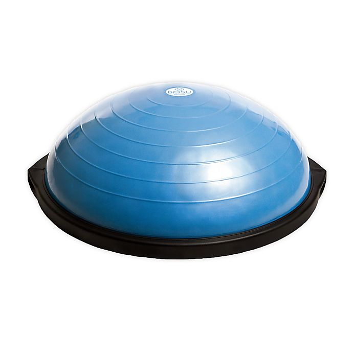 Alternate image 1 for BOSU® Balance Trainer in Blue