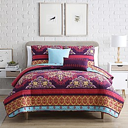 Bennet 5-Piece Quilt Set