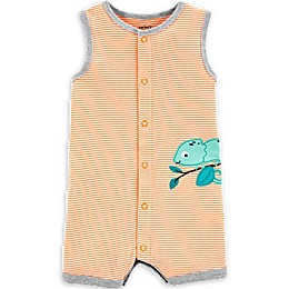 carter's® Chameleon Snap-Up Romper in Orange