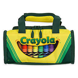 Crayola® Crayon Box Lunch Bag in Yellow/Green