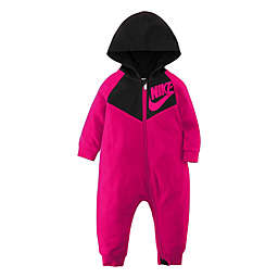 Nike® Chevron Play All Day Coverall in Hot Pink
