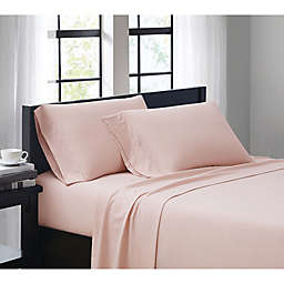 SALT™ 3-Piece Twin XL Sheet Set in Blush