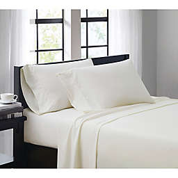 SALT™ 3-Piece Twin XL Sheet Set in Ivory