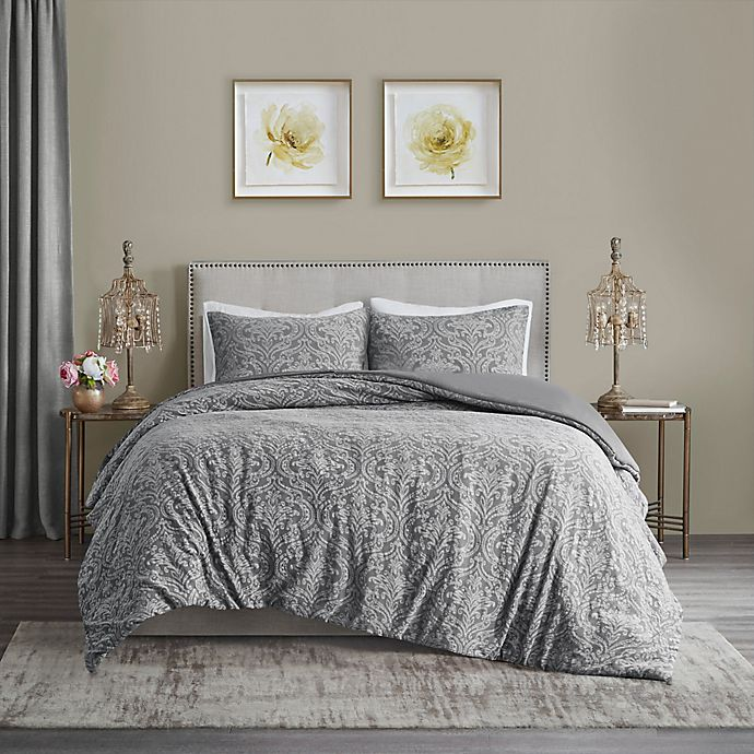 Alternate image 1 for Madison Park Chantelle 3-Piece Duvet Cover Set
