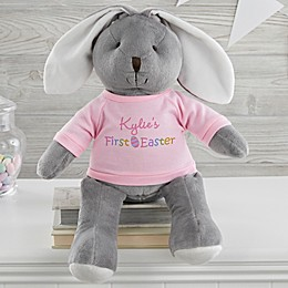 My First Easter Personalized Plush Bunny