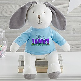 Ears to You Personalized Plush Easter Bunny