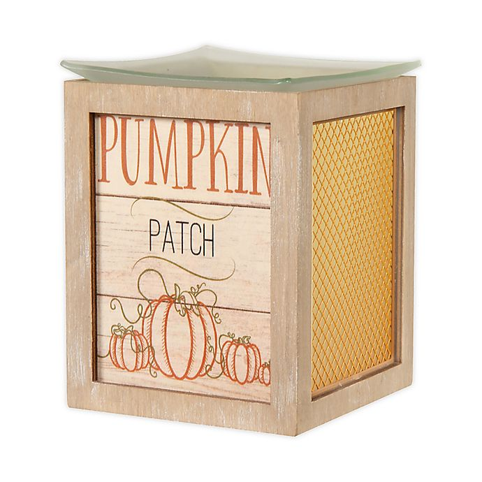 Alternate image 1 for AmbiEscents™ Pumpkin Patch Full-Size Wax Warmer