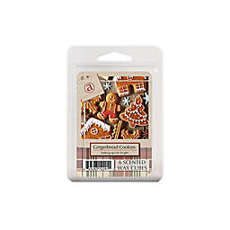 AmbiEscents™ Gingerbread Cookies Scented Wax Cubes (Set of 6)