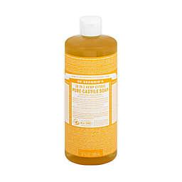 Dr. Bronner's 32 oz. 18-In-1 Hemp Citrus Pure-Castile Liquid Soap