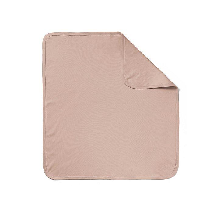 Alternate image 1 for goumi® Receiving Blanket in Rose