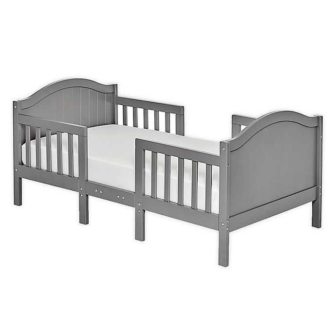 Alternate image 1 for Dream On Me Portland 3-in-1 Convertible Toddler Bed
