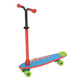 Chillafish Skatieskootie 2-in-1 Skateboard and Scooter