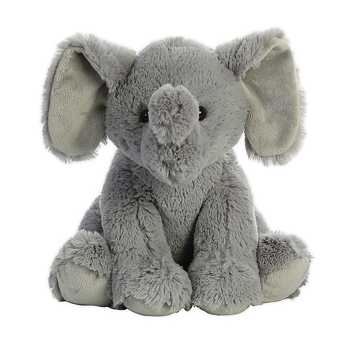 Alternate image 1 for Aurora World® 14-Inch Elephant Plush Toy