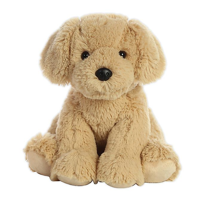 Alternate image 1 for Aurora World® 14-Inch Golden Lab Plush Toy