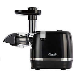Omega H3000R Horizontal Slow Juicer in Black