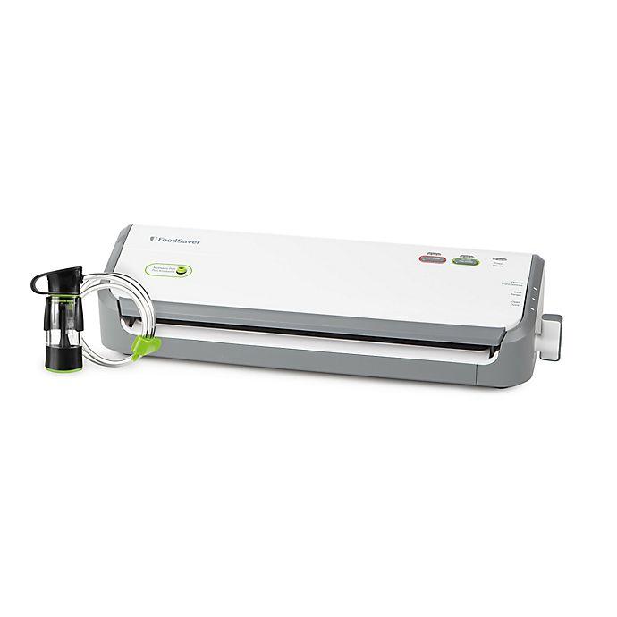 Alternate image 1 for FoodSaver® FM2000 Vacuum Sealing System