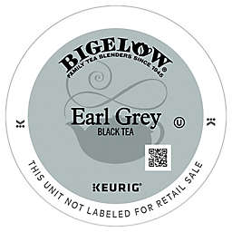 Bigelow® Earl Grey Black Tea Pods for Single Serve Coffee Makers 24-Count