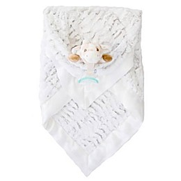 Zalamoon  3 Piece Blanket Gift Set in Flake