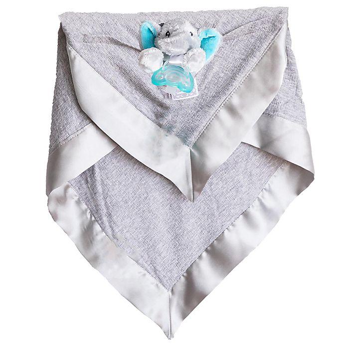 Alternate image 1 for Zalamoon  3 Piece Blanket Gift Set in Steel