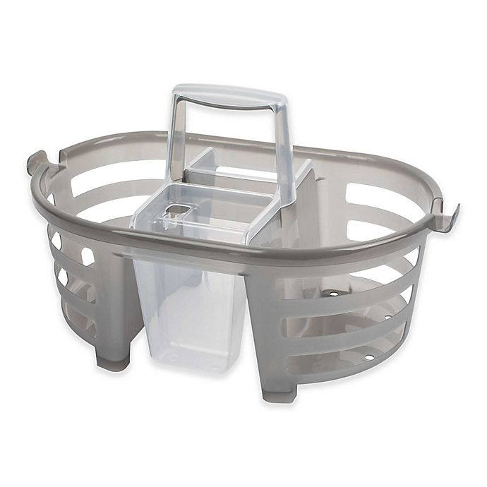 Alternate image 1 for Day/Night 2-in-1 Shower Caddy