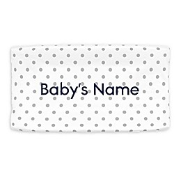 Carousel Designs® Personalized Changing Pad Cover