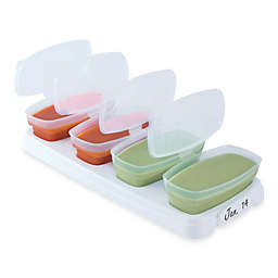 Baby Cubes® 4 oz. Baby Food Storage Containers (Set of 4)