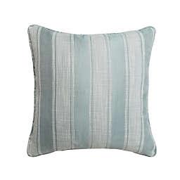Quinn Stripe Square Throw Pillow