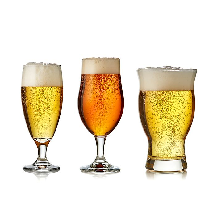 Alternate image 1 for Libbey® Craft Brews Nucleated Beer Collection