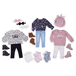 Girl's Boho Baby Style Collection