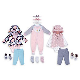 Girl's Cute and Cozy Style Collection