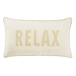 Tommy Bahama® Relax Bolster Pillow in Ivory