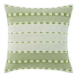 Tommy Bahama® Palms Sarong Square Throw Pillow in Green