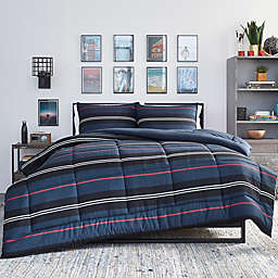 Nautica® Talmage King Comforter Set in Navy