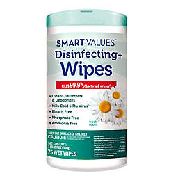Smart Values™ 75-Count Disinfecting Wipes in Fresh Scent