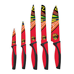 NHL 5-Piece Stainless Steel Cutlery Collection Set