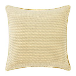 Tommy Bahama® Resort Pique European Pillow Sham in Ochre