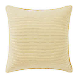 Tommy Bahama® Resort Pique European Pillow Sham in Ochre