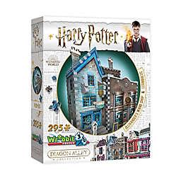 Wrebbit™ 295-Piece Ollivander's Wand Shop & Scribbulus 3D Puzzle
