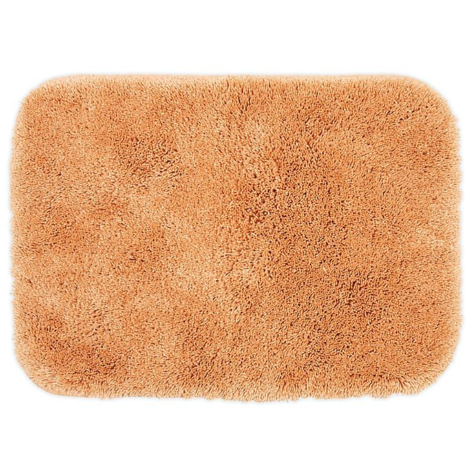 Alternate image 1 for Wamsutta® Duet 17-Inch x 24-Inch Bath Rug in Clay