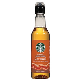 Starbucks® 12 oz. Caramel Flavored Syrup