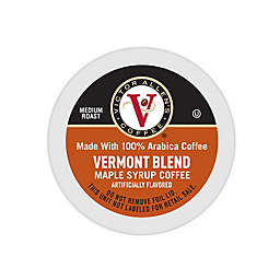 Victor Allen® Maple Syrup Flavored Coffee Pods for Single Serve Coffee Makers 100-Count