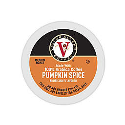 Victor Allen® Pumpkin Spice Flavored Coffee Pods for Single Serve Coffee Makers 100-Count