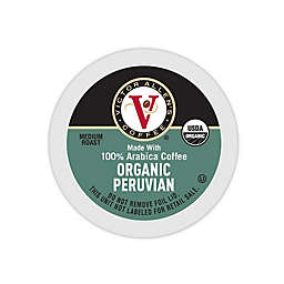 Victor Allen® Organic Peruvian Coffee Pods for Single Serve Coffee Makers 100-Count