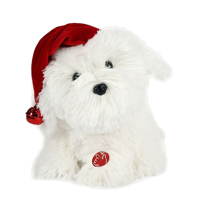 Alternate image 1 for Silly and Wild Animated Christmas Puppy