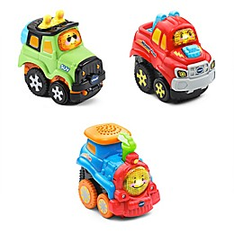 VTech® Go! Go! Smart Wheels® Press & Race™ Vehicle