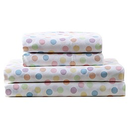 Kute Kids Polka Fun Dot Printed Sheet Set
